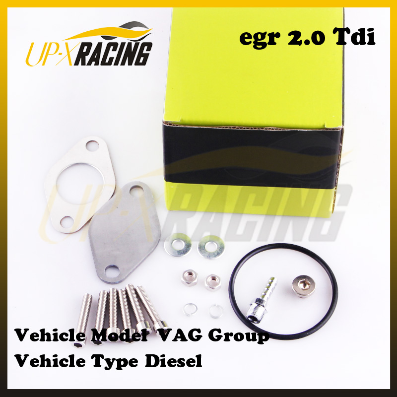 hotsales EGR Delete Kit for Mk5 VW Golf 2.0 TDI S koda 2.0Tdi egr valve egr1115