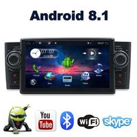 Bosion HD 1 din Android 8 Octa Core car GPS Navigation 7 Car DVD radio Multimedia for Fiat Linea 2006 with Radio/BT/RDS/WIFI