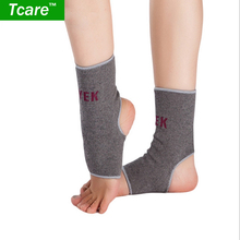Tcare Coconut carbon magnetic fiber Health Care Ankle Brace Magnetic Therapy Massage Ankle Support Belt Foot Care Ankle Braces
