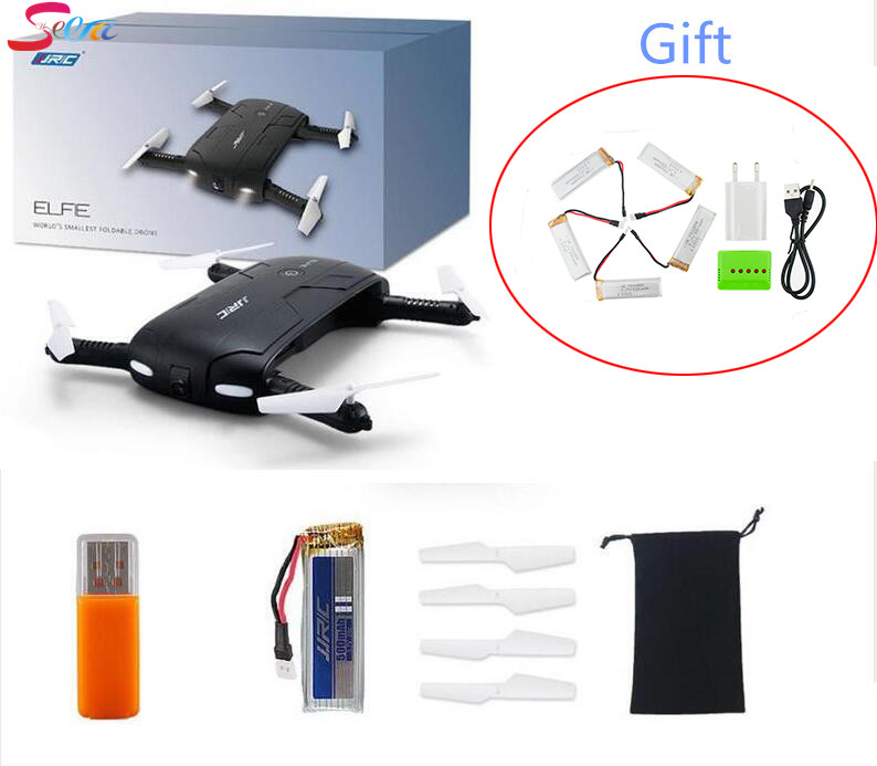 JJRC H37 with 5pcs 550mah battery X5 charger EU Drone WIFI FPV HD Camera RC Quadcopter Helicopter jjr c jjrc h43wh h43 selfie elfie wifi fpv with hd camera altitude hold headless mode foldable arm rc quadcopter drone h37 mini