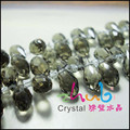 Compontents de vidro Contas de 6 MM (98 Pçs/lote) Moda Natural Strass e Pedras Semi Preciosas Piedras y Cristales