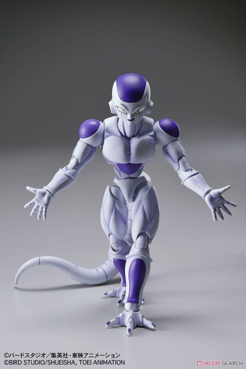 Bandai Figury rise Standardowy Dragon Ball Z Zamrażarką forma ostateczna model Z Tworzywa Sztucznego