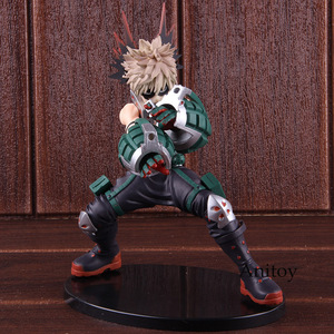 Image 3 - Anime Boku no Hero Academia My Hero Academia Katsuki Bakugo Izuku Middria Shoto Todorki Action Figure Collectibe Model Toy