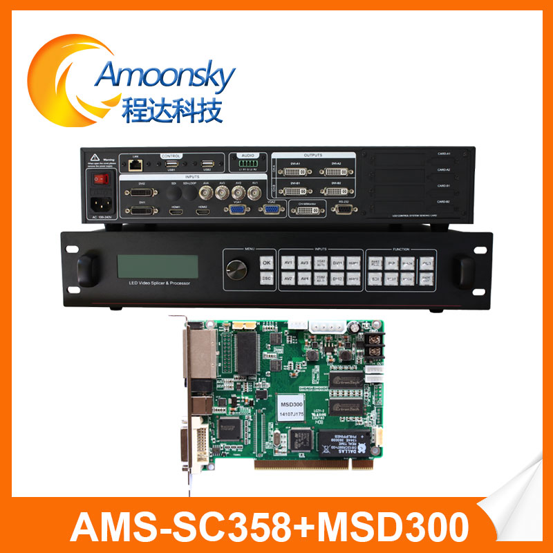 11 Channels digital-analog video input sc358 4k ultra hd full color led display video processor with 1 pc nova msd 300 card11 Channels digital-analog video input sc358 4k ultra hd full color led display video processor with 1 pc nova msd 300 card