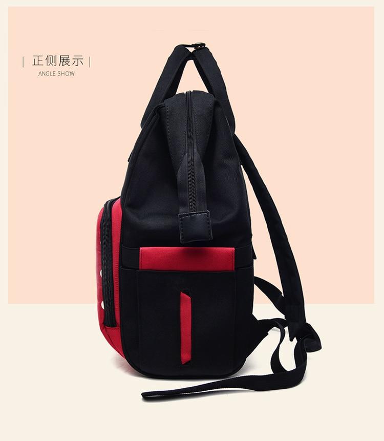 Large Capacity Mummy Maternity Nappy bag Protable baby Diaper Bag Mom Backpack Changing Bags Bolsa Maternidade