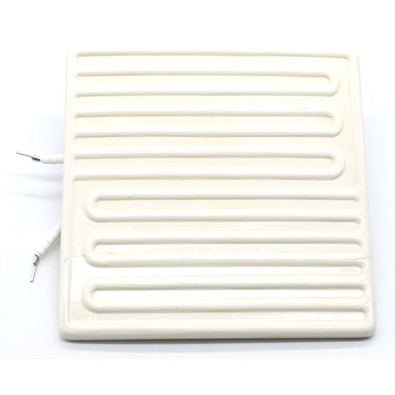 IR Infrared Top Heater Ceramic Heating Hot Plate 180X180 800W 220V  For Soldering BGA Rework Station PartsIR Infrared Top Heater Ceramic Heating Hot Plate 180X180 800W 220V  For Soldering BGA Rework Station Parts