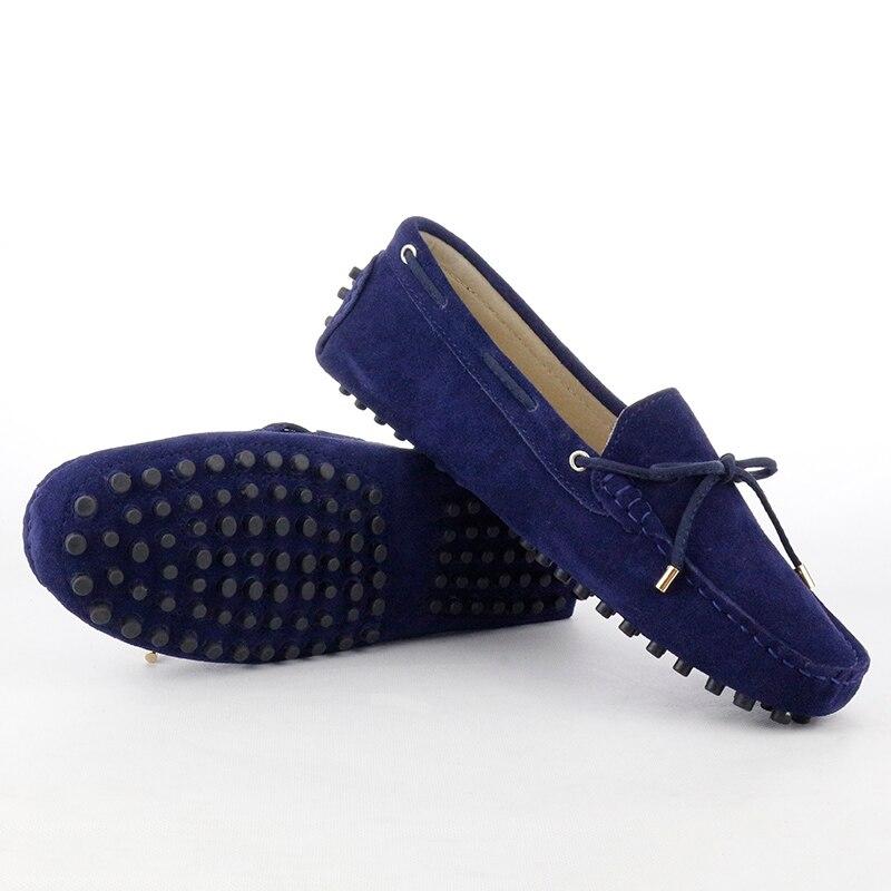 Macios Masculinos Blue Alta Genuíno Shoes navy De Moda Mocassins Flats Black Homens Sapatos Loafers Casual Flat grey Qualidade Condução Couro Men 1Rx1w0BqZ