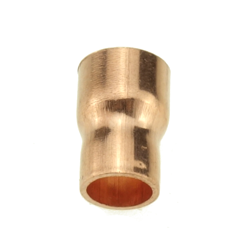 10mm End Feed Fittings Copper Plumbing Straight Coupling Stop End Elbow Tee