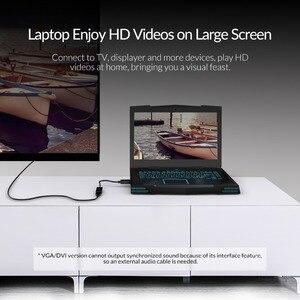 Image 2 - ORICO 4K DisplayPort ชาย DP TO DVI ADAPTER อะแดปเตอร์แสดงพอร์ต 1.1 รุ่น 1080P 60Hz Converter สำหรับแล็ปท็อปทีวีโปรเจคเตอร์