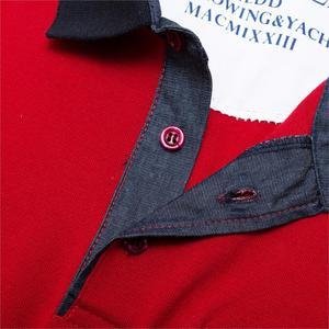 Image 4 - Fredd Marshall 2019 nowy 100% bawełna koszulka Polo mężczyźni Casual Business Solid Color Polo wysokiej jakości koszulka Polo z krótkim rękawem koszule 038