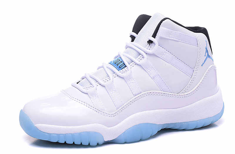wholesale dealer 88fc8 9ad99 Jordan 11 Women Basketball Shoes Concord Space Jam Bred Number 45 2019 Basketball  Shoes Red Gamma