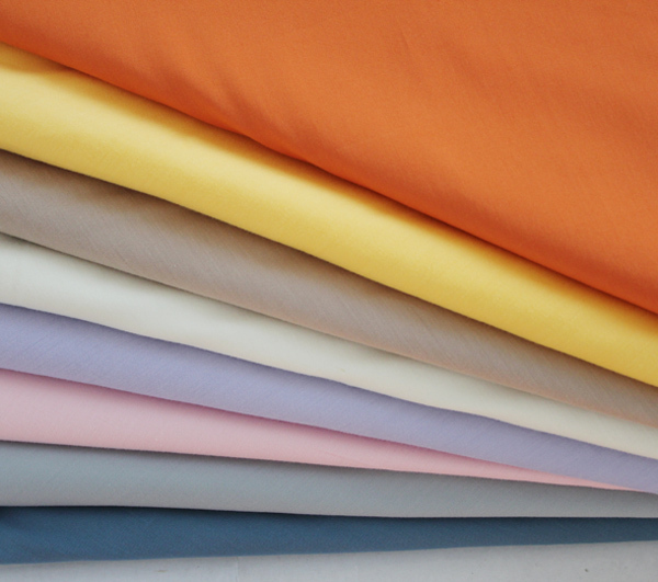 Solid color soft bedding 100% plain cotton slanting stripe fitted sheet mattress cover bed sheets laguan