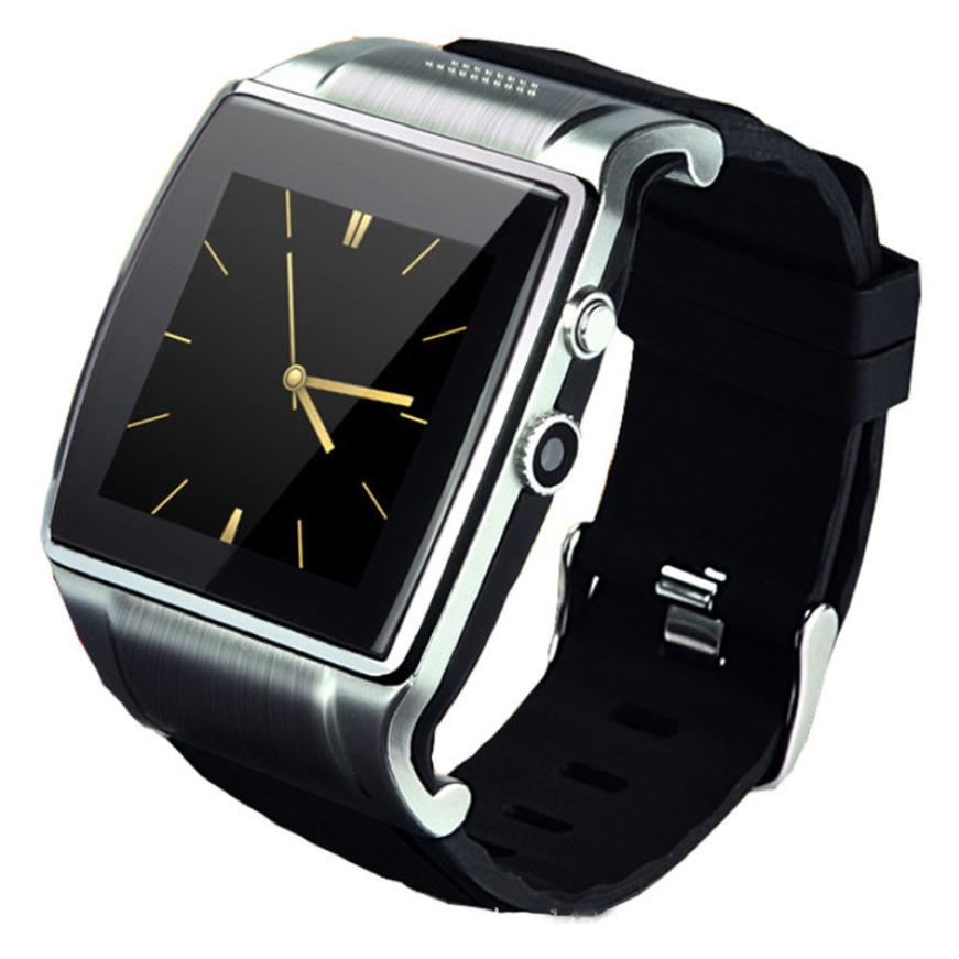 HL Multifunction Factory Price Touch Screen Capacitive Screen Bluetooth V3.0 Smart Watch 2.0MP Camera For Samsung Apr1