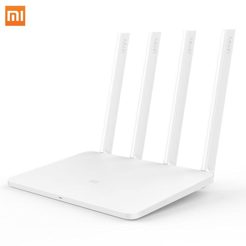 Original Xiaomi Mi Wifi Router 3 wi fi Wireless Router 2 4G WiFi 802 11a 1167Mbps