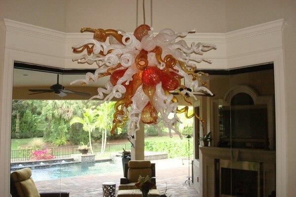 Compra blown glass art chandelier y disfruta del envo gratuito en compra blown glass art chandelier y disfruta del envo gratuito en aliexpress aloadofball Images