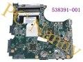 Para hp compaq 515 615 ql-66 si-42 cq515 amd motherboard 538391-001 de trabajo