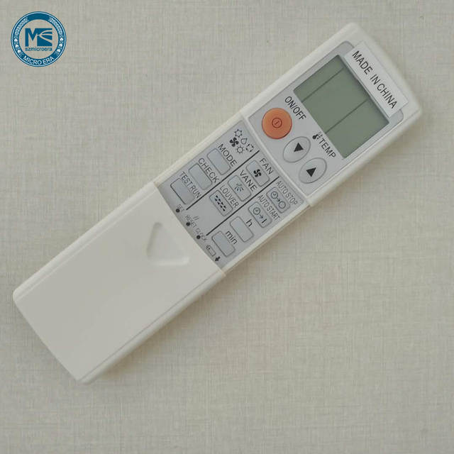Mitsubishi Electric Remote >> Air Conditioning Remote Control For Mitsubishi Electric Central Air Conditioning W001cp R61y23304