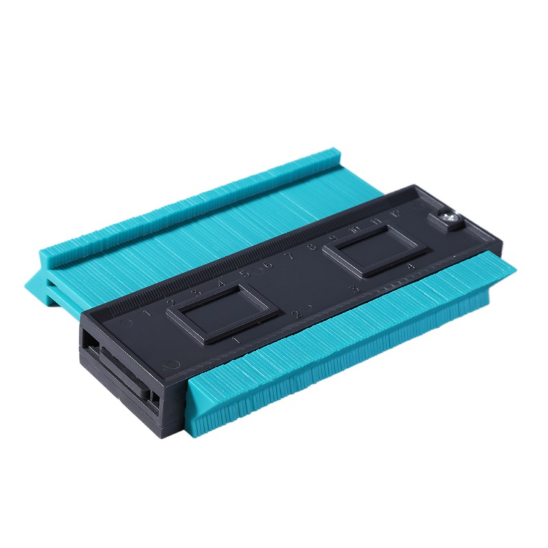 imitation-ruler-profile-multifunctional-woodworking-tools-contour-gauge-duplicator-irregular-shapes-easy-cutting-measuring-tool