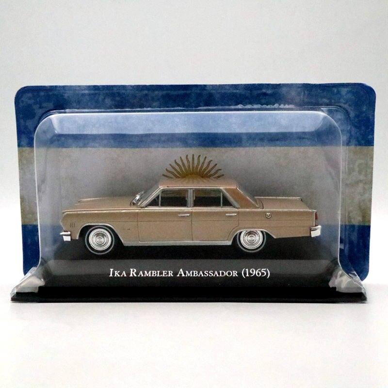 IXO Altaya 1//43 IKA Estanciera 1965 Diecast Models Collection Miniature car