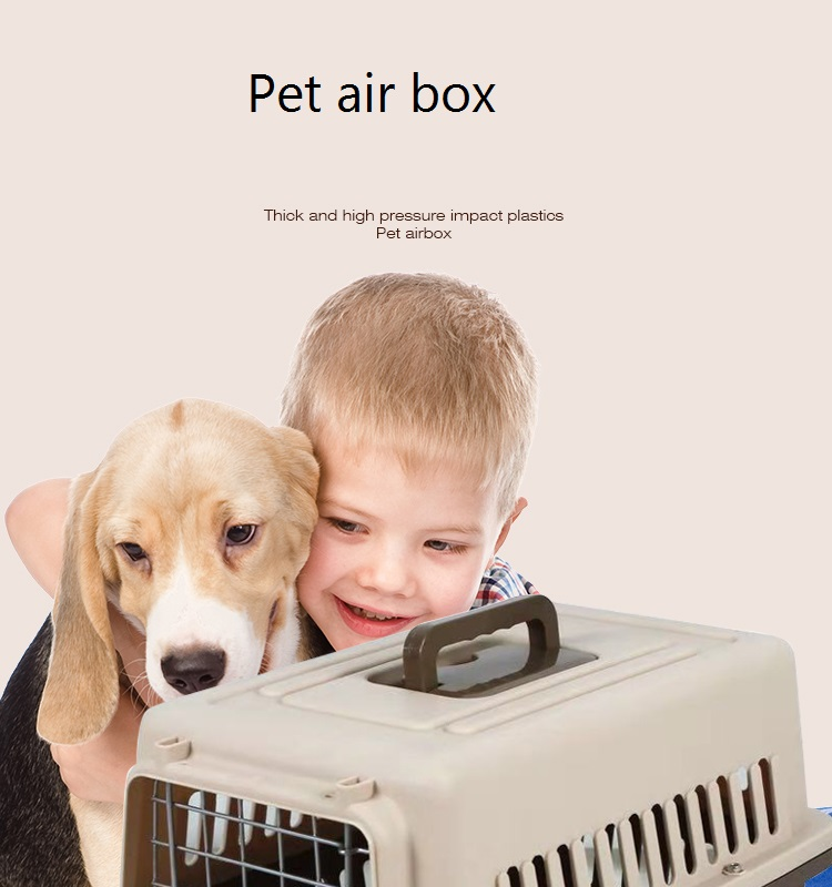 DogsMall-International | Portable Air Plane Dog Carriers, travelling pet carrier box