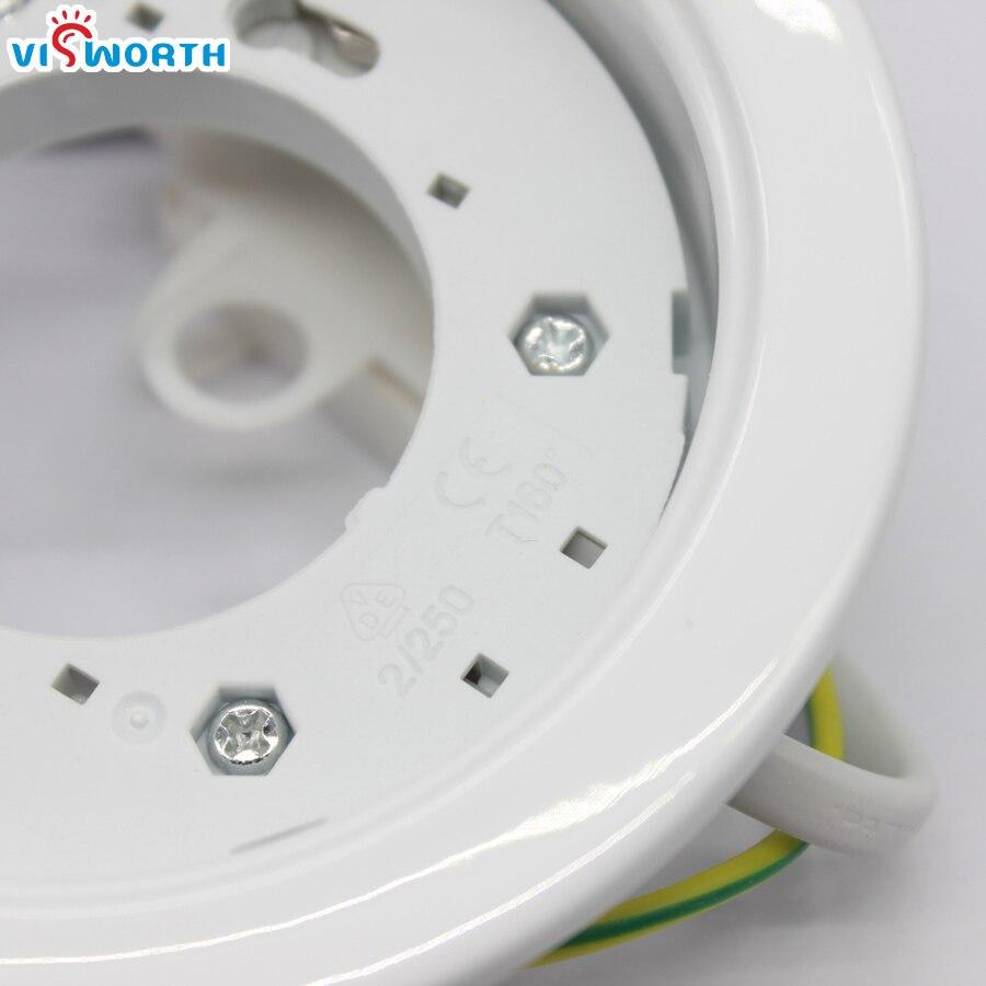 GX53 լամպի բազա gx53 լամպի կրող ամրագրիչ - Լուսավորության պարագաներ - Լուսանկար 4