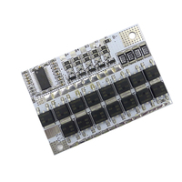 Bms 12 V 16,8 V 21 V 100A Li-Ion Ternary литиевая батарея Защитная плата с балансом Pcm 18650 Lipo Bms Защита Pcb (5s) #8