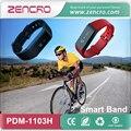 Bike Cycling Sports Tracker Bluetooth Smart Heart Rate Monitor Pedometer Fitness Wristband