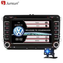 "Junsun 2 din 7 ""Auto DVD-radio-player Für Skoda/Fabia/Praktic/Roomster/Octavia/Yeti audio auto stereo FM GPS Navigation Radio"