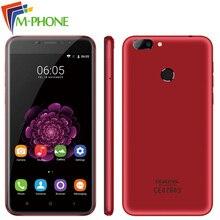 Original Oukitel U20 Plus 4G LTE Mobile Phone MTK6737T Quad Core 5.5 inch 2GB 16GB Android 6.0 Camera 13MP Fingerprint Cellphone