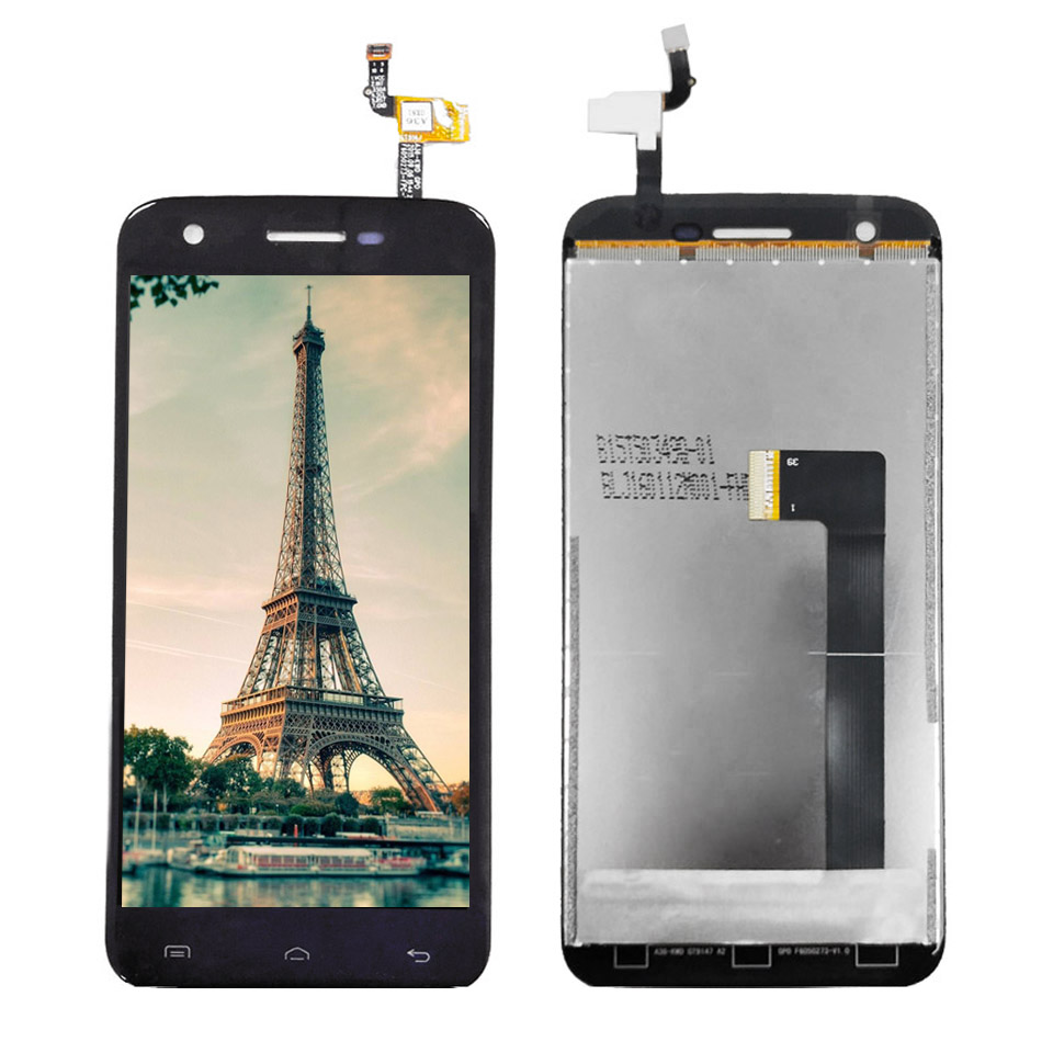 For DOOGEE F3 Pro LCD display+Touch Screen Assembly 5.0 inch perfect repair part for DOOGEE F3 Pro