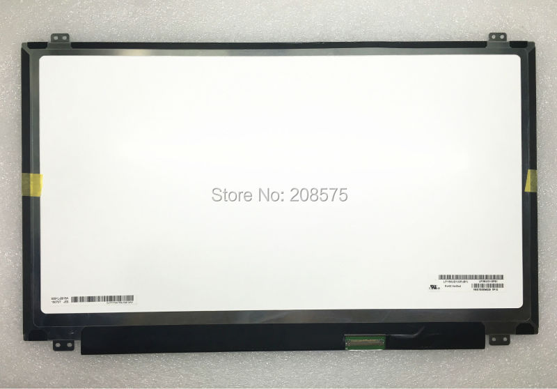 Free Shipping LP156UD1-SPB1  IPS 4K UHD 3840*2160 40PIN EDP LCD Screen Display Panel