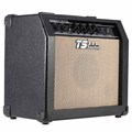 """New Arrival! High Quality GT-15 Professional 3-Band EQ 2 Channel Electric Guitar Amplifier Distortion Amp 15W with 5"""" Speaker"""