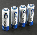 AA battery 1.2V brand BTY 4pcs AA 700mAh 1.2V NI-MH Rechargeable battery CELL RC quality Bateria Batteries Eco-Products