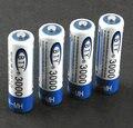 Bty aa batería 1.2 v marca 4 unids aa 700 mah 1.2 v ni-mh batería recargable celular bateria rc calidad baterías de productos ecológicos