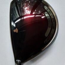 Playwell большой взрыва Красный титан Гольф водительская головка деревянный железный клюшка клиновидная