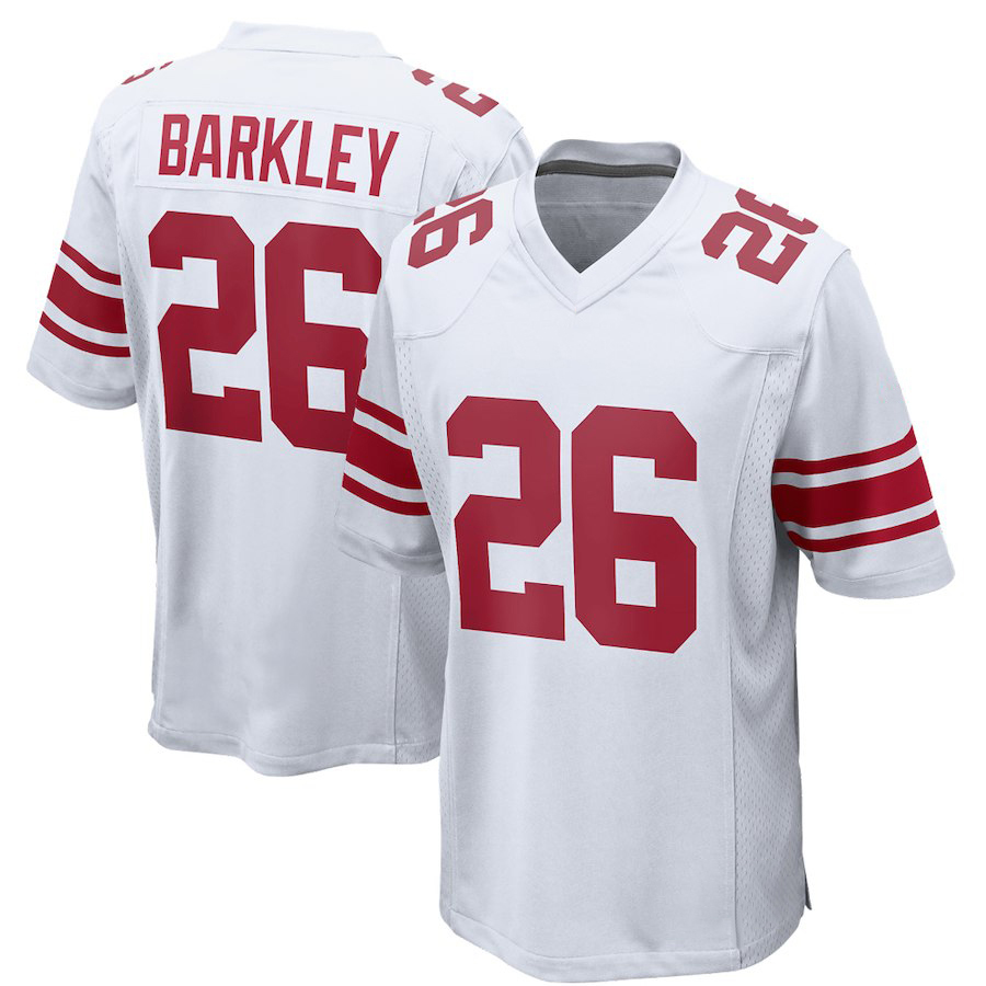 new concept ebac3 9dfd7 VZ VARE ZANE Official Saquon Barkley Jerseys Color Rush ...