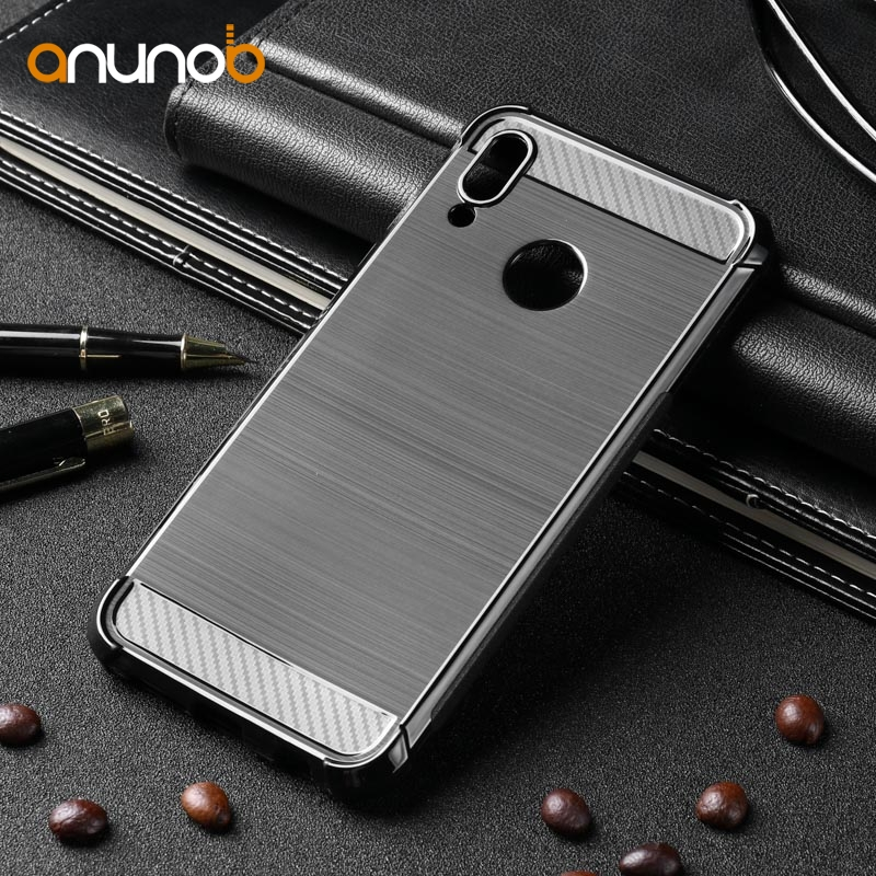 Soft Phone Cases For Huawei P20 Lite Case Cover For Huawei nova 3E Coque Silicone Cover Drawing TPU Housings Bags