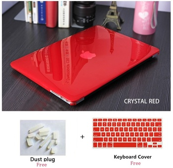 Crystal Hard Shell Case for MacBook 2
