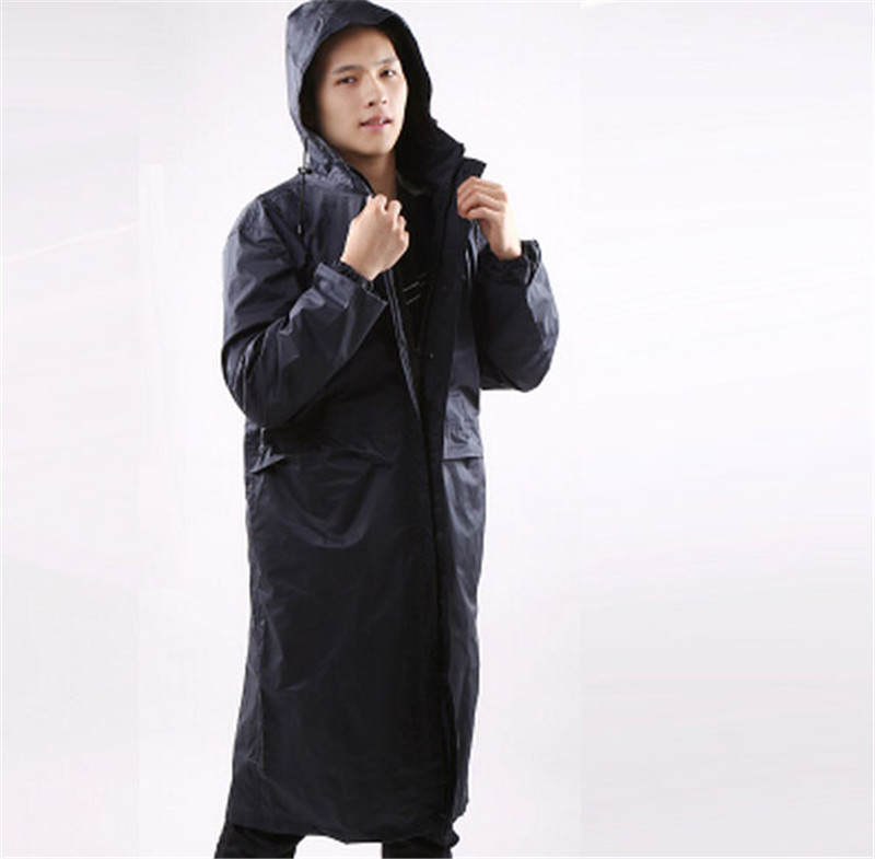 Popular Long Raincoat Men-Buy Cheap Long Raincoat Men lots from ...