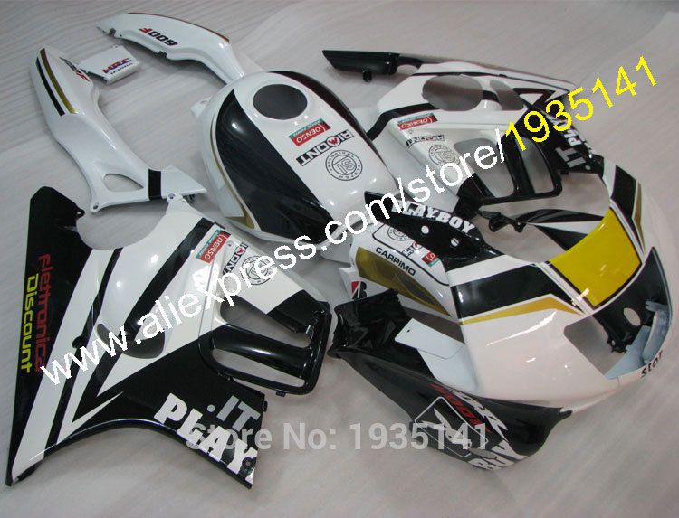 Hot Sales,For Honda CBR600 F3 1997 1998 CBR 600 F3 97 98 CBR600F3 Bodywork Aftermarket Motorcycle fairing (Injection molding)
