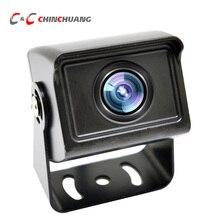 Аналоговая камера высокого разрешения HD 720P 1080P Автомобильная камера заднего вида резервного копирования CCD Камера с 4 Pin авиационный разъем Водонепроницаемый парковки заднего вида для грузовика, автобуса, Ван