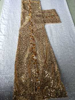 Free ship mens stage performance golden sequined beading pants - DISCOUNT ITEM  0% OFF All Category