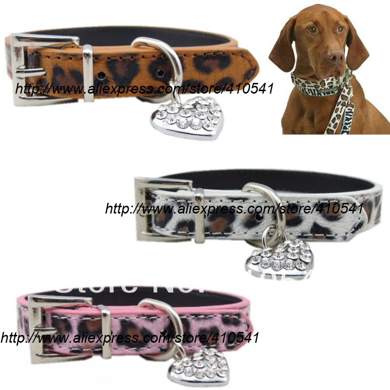New Arrival Free Shipping Pet Product Leopard Print Pu