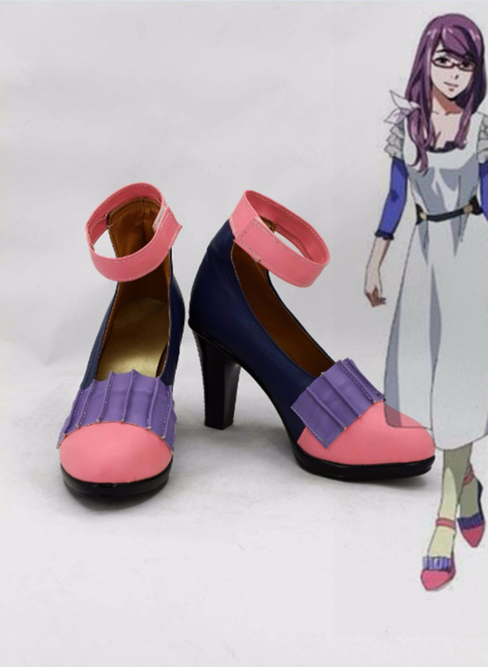 special sale New font b Anime b font Tokyo Ghoul Rize Kamishiro Boots font b Cosplay