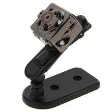 SQ8 Car-styling Mini DV Cámara 1080 P FHD Coche Nocturna Por INFRARROJOS visión DVR Grabador de Vídeo Digital Portátil De Mano DV DC para automóviles