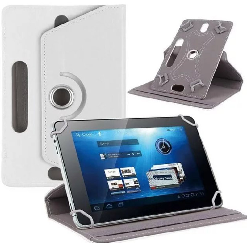 ULIFART 360 Degree Stand Case Cover For 9.7--10.5Inch Android Tablet PC Adjustable Universal Flip Leather