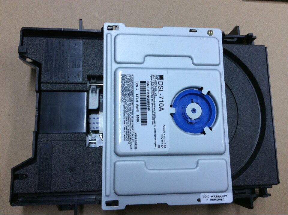 South Korea DVD Driver DSL710A DVS CO. LTD DSL-710A DVD-ROM For PRIMARE CD21 CD31 CDI10 With HOP-1200S Laser