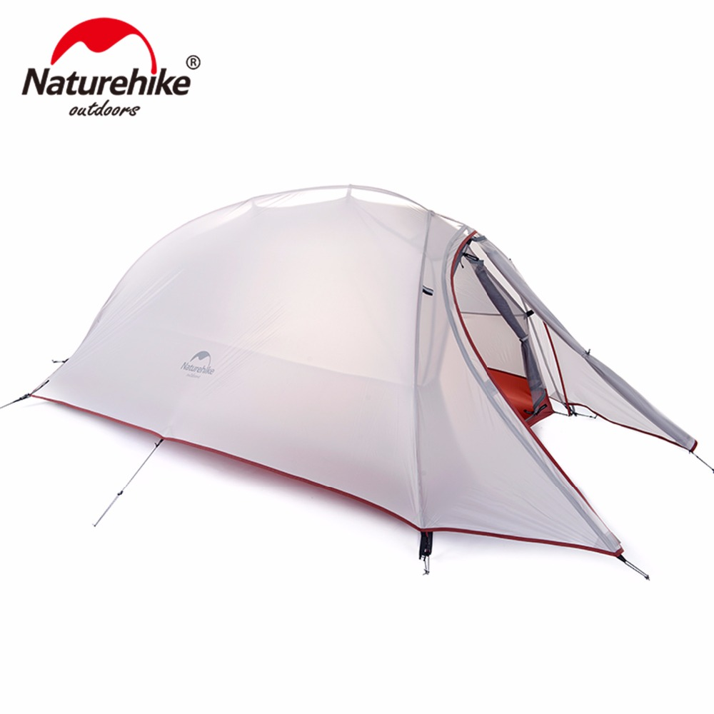 Ultralight Outdoor Hiking Camping Tent 1 Person Waterproof Backpacking Tent with Footprint Rainfly and Free Storage Bag Included footprint reading library 3000 alternative energy [book with multi rom x1 ]