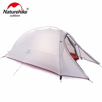 Ultralight Outdoor Hiking Camping Tent 1 Person Waterproof Backpacking Tent with Footprint Rainfly and Free Storage Bag Included