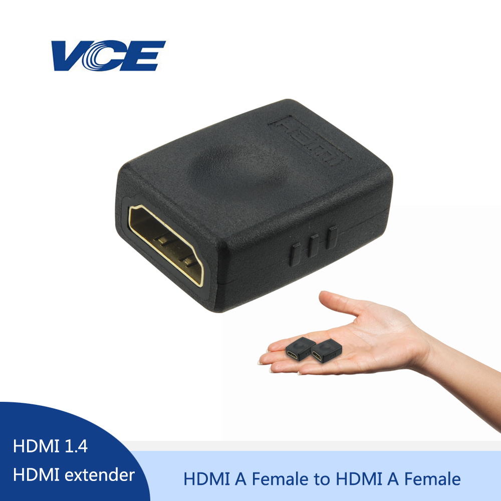 Hdmi Adapter Extender Connector Hdmi Female To Female